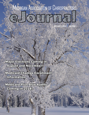 January 2018 eJournal Cover