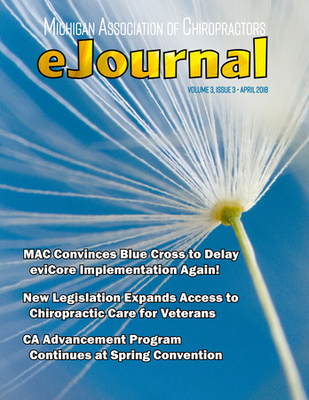 April 2018 eJournal Cover