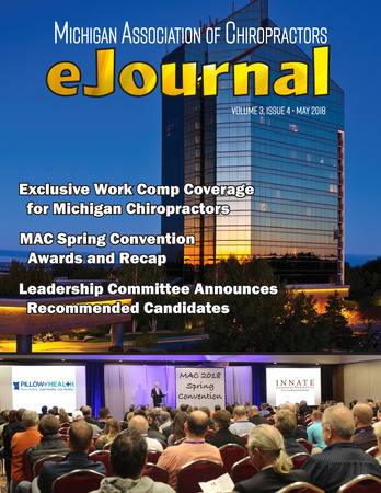 May 2018 eJournal Cover