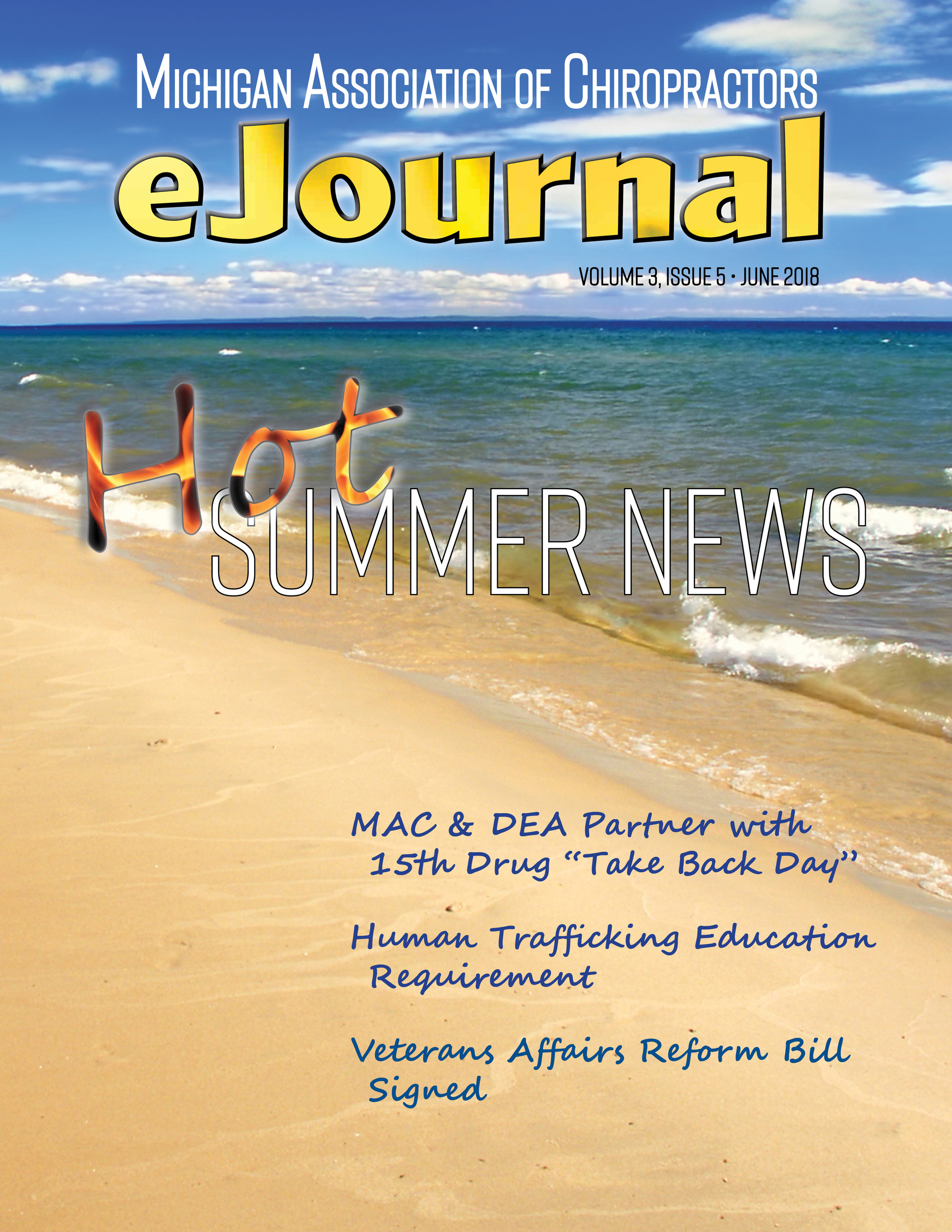 June 2018 eJournal Cover