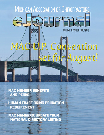 July 2018 eJournal Cover