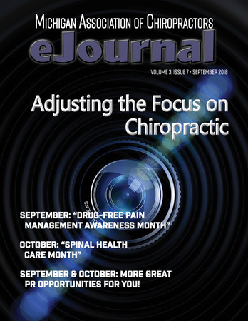 September 2018 eJournal Cover Words