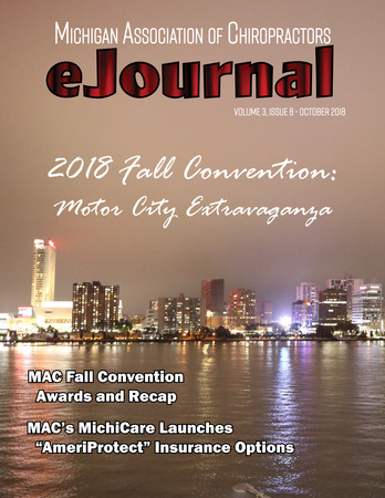 October 2018 eJournal Cover Words