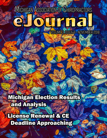 November 2018 eJournal Cover Words